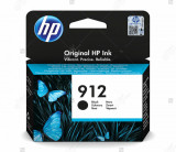 Cartus HP 912 Negru pentru Imprimanta HP OfficeJet Pro 8023 All-in-One