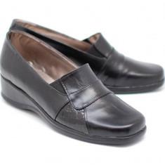 Pantofi dama piele naturala - eleganti -casual - Made in Romania