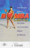 Casetă audio Bomba Latina 3, Casete audio