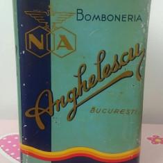 Cutie caramele Anghelescu Bucuresti/bomboane , ciocolata