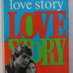 LOVE STORY by ERICH SEGAL , 1970