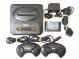 Consola SEGA Mega Drive Megadrive 2 + accesorii + cablu RGB + joc, Console Sega