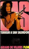 Gerard de Villiers - Terreur a San Salvador
