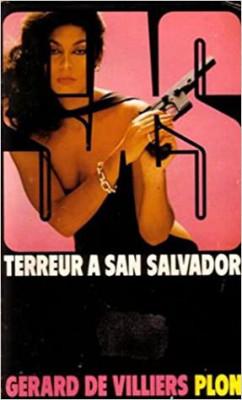 Gerard de Villiers - Terreur a San Salvador foto
