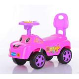Masinuta Ride-On Happy roz, Piccolino