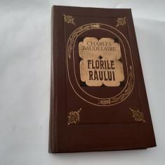 Florile Raului Si Alte Poeme - Charles Baudelaire CARTONATA EDITIE DE LUX