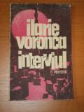INTERVIUL,11 POVESTIRI-ILARIE VORONCA