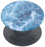 Suport stand PopSockets PopGrip Basic Ocean From The Air pentru telefoane