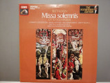 Beethoven  – Missa Solemnis – 2LP Set ( 1966/Emi/RFG) - VINIL/NM