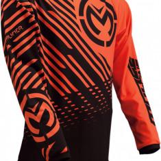 Tricou motocross Moose racing qualifier culoare negru/portocaliu marime S Cod Produs: MX_NEW 29105778PE