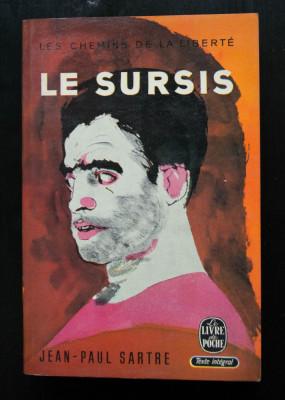 Jean-Paul Sartre - Les chemins de la liberte II: Le sursis foto