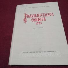 PRAVILNICEASCA CONDICA 1780