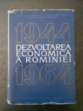 MIRCEA BIJI - DEZVOLTAREA ECONOMICA A ROMANIEI 1944-1964