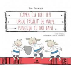 Povești de Ion Creangă