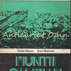 Muntii Calimani - Traian Naum, Emil Butnaru - Cu Harta