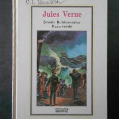Jules Verne - Scoala Robinsonilor, Raza verde * Adevarul, Nr. 6