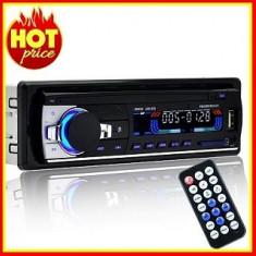 Casetofon Auto Bluetooth USB MP3 player Radio Aux Telecomanda