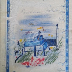 Vasul ce plutea pe mare - povestire stiintifico-fantastica scrisa de copii