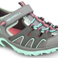 Sandale Copii Trekking Piele Merrell Hydro H2O Hiker Sandal