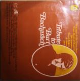 [Vinil] Various Artists - Tribute to Burt Bacharach - disc original