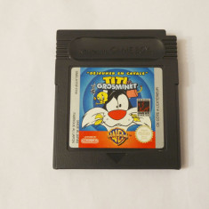 Joc Nintendo Gameboy Classic GB - Sylvester and Tweety