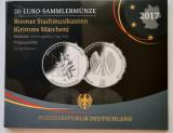 Moneda comemorativa de argint - 20 Euro, Germania, 2017 - PROOF, Europa