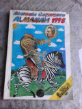 ACADEMIA CATAVENCU, ALMANAH 1998