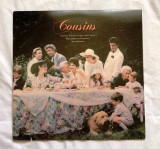 Disc vinil cousins original motion picture soundtrack