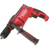 Bormasina cu percutie 650W 13mm RD-ID40 Raider Power Tools 010140