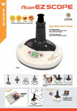 Incubator RCom Mini Incubator (vine cu o tava de 3 oua) cu microscop