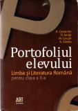 Portofoliul elevului. Limba si Literatura Română. Clasa a IX-a, A. Costache, ..., Art