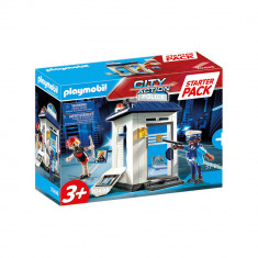 Set statie de politie Playmobil City Action