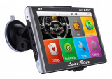"Cel mai Performant Navigator GPS 7"" 512MB RAM harti 2019 Autoturism/Taxi/Camion"