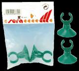 Ventuze cu clema - SERA - Suction Cup 18 mm 2 buc