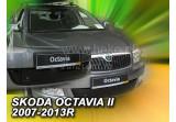 Masca radiator, in bara SKODA OCTAVIA II FACELIFT an fabr. 2008-2012 (marca HEKO)