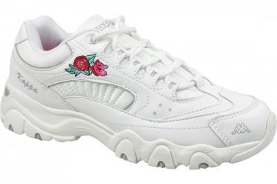 Incaltaminte sneakers Kappa Felicity Romance 242678-1010 pentru Femei foto