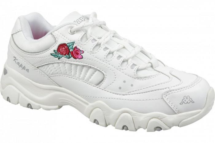Incaltaminte sneakers Kappa Felicity Romance 242678-1010 pentru Femei