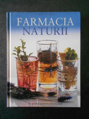 FARMACIA NATURII. UN GHID AL PLANTELOR MEDICINALE. READER'S DIGEST foto