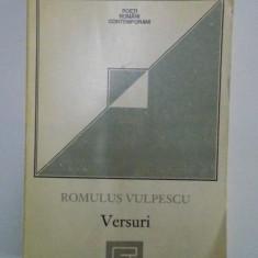 VERSURI 1948 - 1993 de ROMULUS VULPESCU , 1995