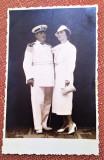 Ofiter roman impreuna cu sotia. Fotografie datata 1937 - Foto-Daniel, R. Sarat