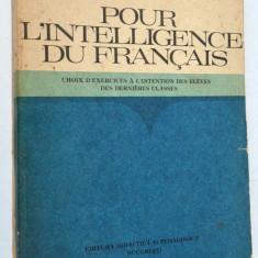 Aristita Negreanu - Pour l' intelligence du francais 1977