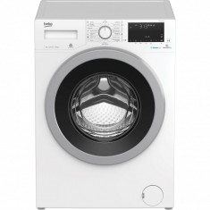 Masina de spalat rufe Beko WTV9636XS0, 9 kg, 1200 RPM, A+++, Motor ProSmart Inverter, 60 cm, Alb