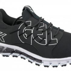 Pantofi alergare Asics Gel-Quantum 180 SC GS T8FVQ-9090 pentru Copii, 36, 37, 37.5, 38 - 40, Negru