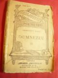 Demostene Botez - Dumnezeu - BPT 1446-1447 Libraria Univ.Alcalay ,136 pag