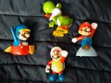 SUPERMARIO- lot figurine 3xSuperMario , Yoshi, McDonald s-B3