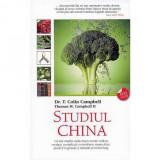 Studiul China - Colin Campbell, Thomas M. Campbell