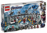 LEGO Super Heroes - Iron Man - Sala Armurilor 76125