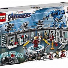LEGO Super Heroes - Iron Man - Sala Armurilor 76125