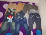 Lot pantaloni, 3-6 luni, Albastru, H&M