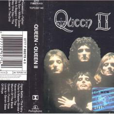 Caseta Queen – Queen II, originala, holograma, sigilata
